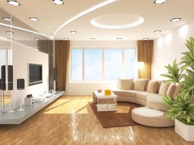 マンションの部屋